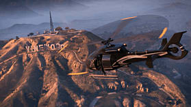 Grand Theft Auto V Special Edition screen shot 13