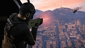 Grand Theft Auto V Special Edition screen shot 8