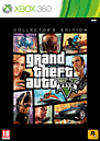 Grand Theft Auto V Collectors Edition Xbox 360