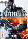 Battlefield 4 GAME Exclusive Deluxe Edition PC Games