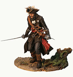 Assassin's Creed IV Blackbeard Figure - GAME Exclusive Figurines
