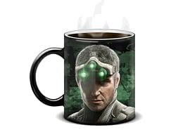 Splinter Cell: Blacklist Heat Reveal Coffee Mug Clothing and Merchandise