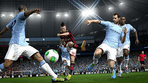 FIFA 14 on Xbox One and Xboc 360 at GAME