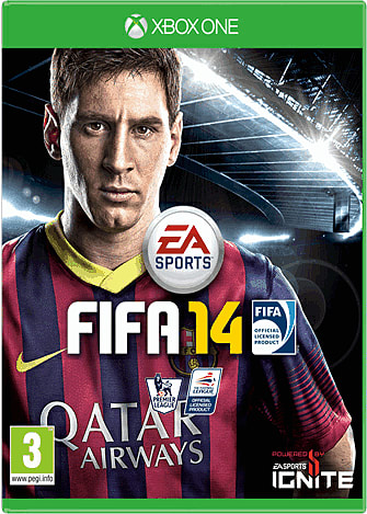 FIFA 14 on Xbox One at GAME