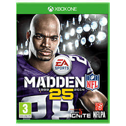Madden NFL 25 Xbox One Cover Art