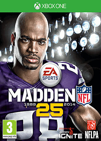 Madden 25 on Xbox One at GAME