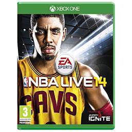 NBA Live 14 Xbox One Cover Art