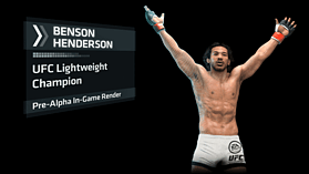 EA SPORTS UFC screen shot 1