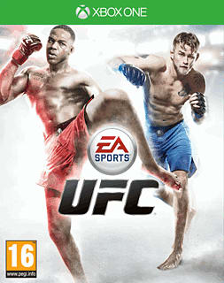 EA SPORTS UFC Xbox One Cover Art