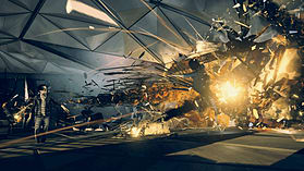 Quantum Break screen shot 2