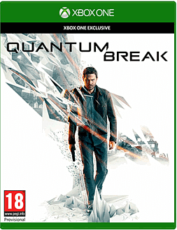 Quantum Break Xbox One Cover Art