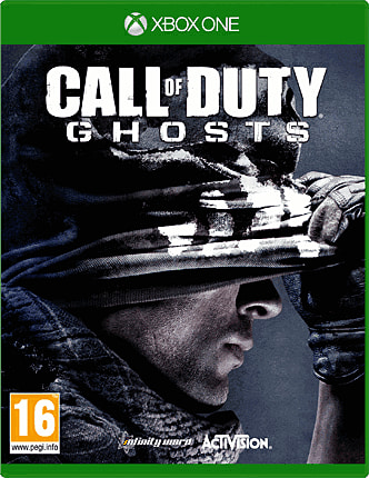 Call of Duty: Ghosts for xbox One at GAME