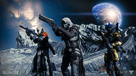 Destiny + Vanguard - Only at GAME screen shot 2