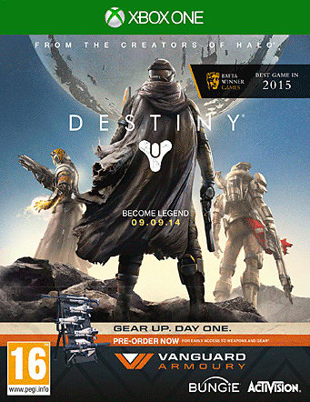 Destiny on Xbox One at GAME