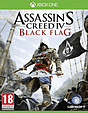 XONE ASS CREED IV BLACK FLAG Xbox One
