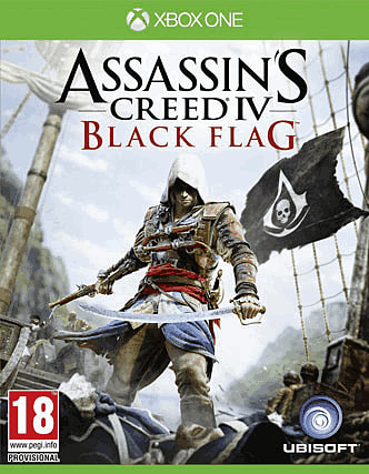 Assassin's Creed IV Black Flag on Xbox One at GAME