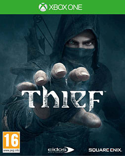 Thief Xbox One Cover Art