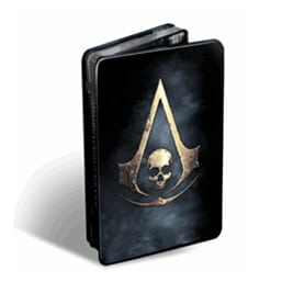 Assassin's Creed IV: Black Flag Skull Edition Xbox One Cover Art