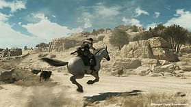 Metal Gear Solid V: The Phantom Pain screen shot 15