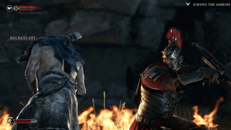 Ryse Son of Rome review for Xbox One at GAME