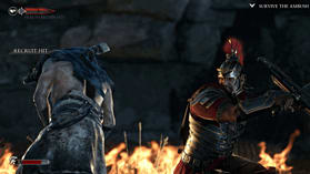 Ryse: Son of Rome Day One Edition screen shot 10