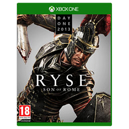Ryse: Son of Rome Day One Edition Xbox One Cover Art