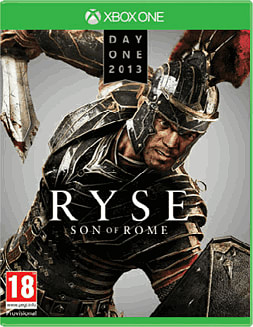 Ryse: Son of Rome Day One Edition - Only at GAME Xbox One Cover Art