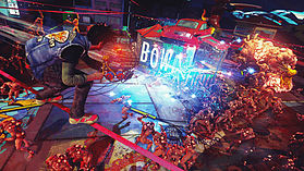 Sunset Overdrive screen shot 1