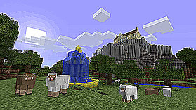 Minecraft - Xbox One Edition screen shot 5