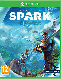 Project Spark Xbox One Cover Art