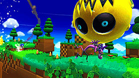 Sonic: Lost World screen shot 1