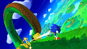Sonic: Lost World screen shot 13