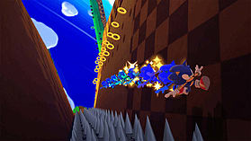 Sonic: Lost World screen shot 14