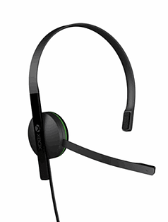Official Xbox One Chat Headset Accessories