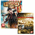 BioShock Infinite + Free Sid Meier's Civilization V: Gold Edition PC-Games