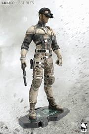 Splinter Cell: Blacklist Sam Fisher Desert Suit Figurine Figurines