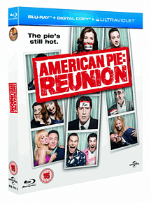American Pie 8: The Reunion BluRay