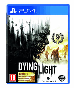Dying Light PlayStation 4 Cover Art