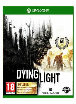 Dying Light Xbox One Cover Art