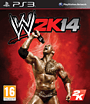 WWE 2k14 PlayStation 3
