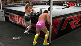 WWE 2k14 screen shot 3