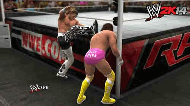 wwe 2k14 game for pc  free