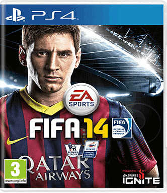FIFA 14 for PlayStation 4 at GAME