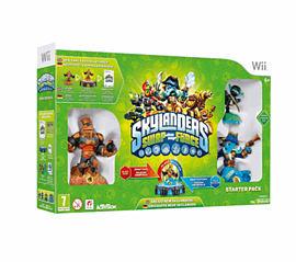 Skylanders SWAP Force Starter Pack Nintendo-Wii