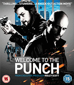 Welcome to the Punch Blu-Ray