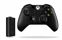 Xbox One Wireless Controller + Play & Charge Kit for Xbox One at GAME