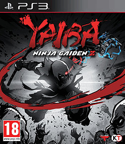 Yaiba: Ninja Gaiden Z PlayStation 3 Cover Art