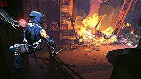 Yaiba: Ninja Gaiden Z screen shot 2