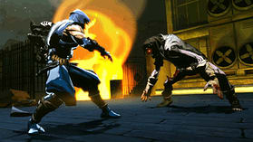 Yaiba: Ninja Gaiden Z screen shot 17