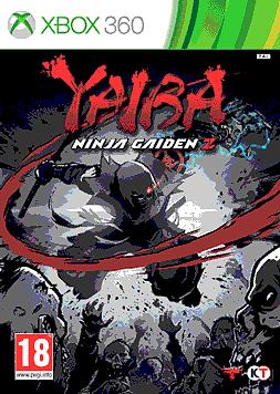 Yaiba: Ninja Gaiden Z Xbox 360 Cover Art